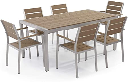 Quale set tavolo e sedie da giardino in alluminio ...