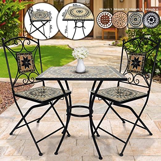 Set tavolo e sedie da giardino in metallo, quale acquistare?