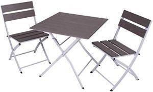 Comprare un nuovo set tavolo e sedie per terrazzo: i migliori