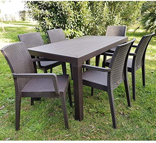 Set tavolo e sedie da giardino, quale comprare?